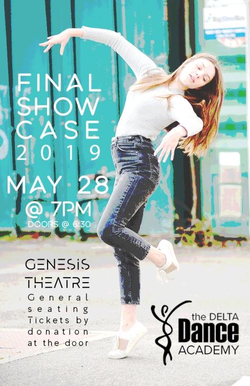 Final Show Poster